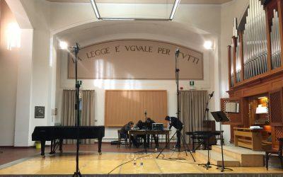 Udine | Recording session